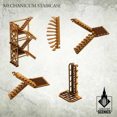 Mechanicum Staircase