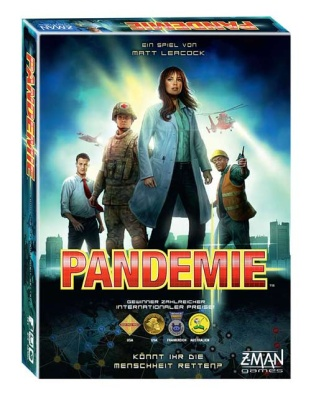 Pandemic -deutsch-