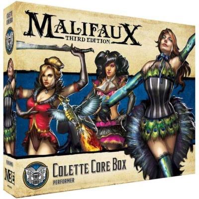Malifaux (M3E): Colette Core Box
