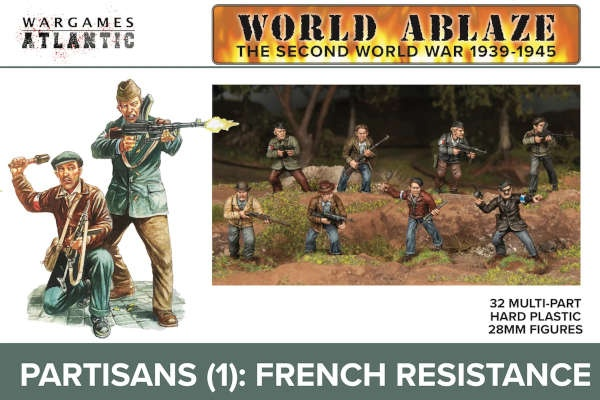 Partisans: French Resistance (32)