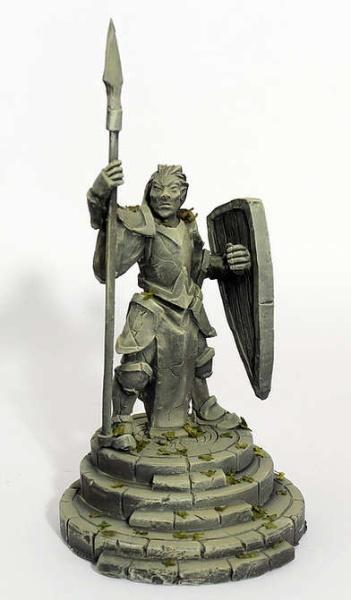 Elf Statue (1)