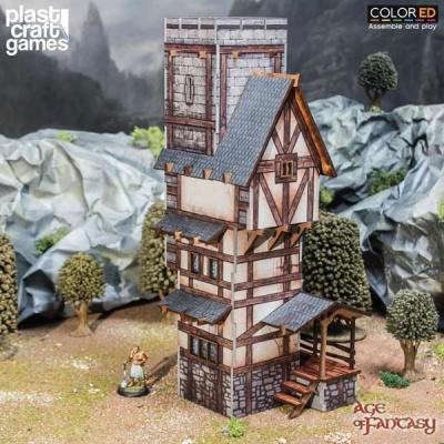 Scholar's Tower