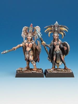 Tempelwächterinnen (2)