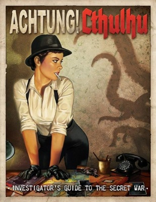 Achtung!Cthulhu - Investigator`s Guide to the Secret War