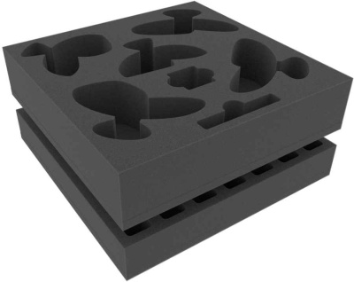 Schaumstoff-Set für Maus und Mystik Schwungfedern