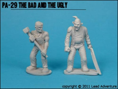 The Bad and the Ugly (2) (OOP)
