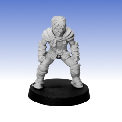 Dark Elves Lineman 3