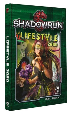 Shadowrun: Lifestyle 2080 (Hardcover)