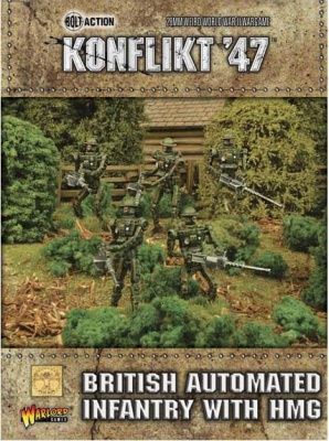 British Automated Infantry  (5)