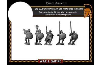 Carthaginian Unarmoured African Foot