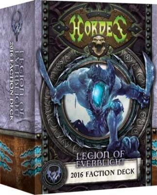 HORDES Legion 2016 Faction Deck