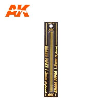 Messingrohre 1,3mm (5)