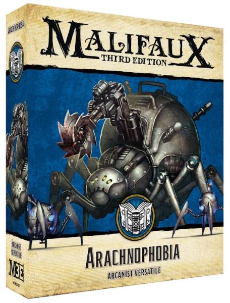 Malifaux (M3E): Arachnophobia