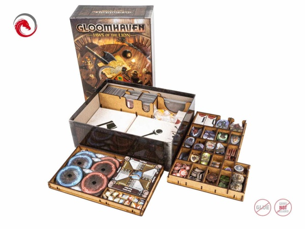 Insert: Gloomhaven - Jaw of the Lion