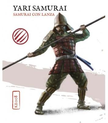 Yari Samurai (2)