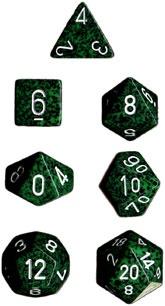 Chessex Recon Speckled 7-Die Set