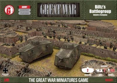 Great War: Biltz`s Battlegroup