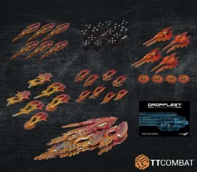 Shaltari Dropfleet Commander Bundle