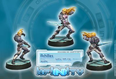Achilles (Spitfire, EXP CCW) (AL)