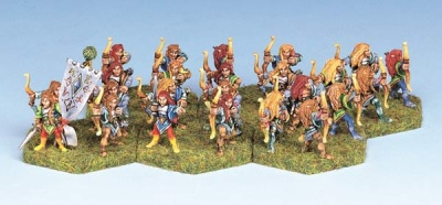 Wood Elf Arrow Lords (24)