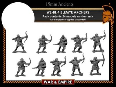 Blemye Archers