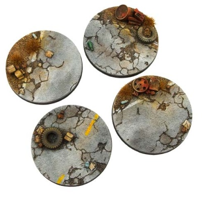 Highway Bases, Round 55mm (1)