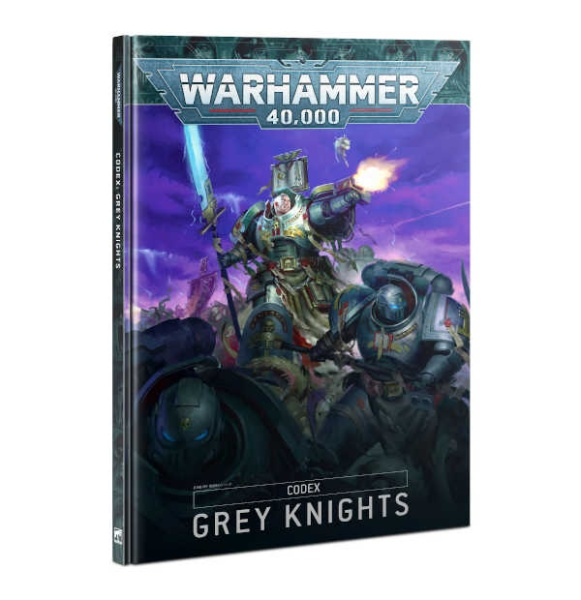 Codex: Grey Knights (2017)
