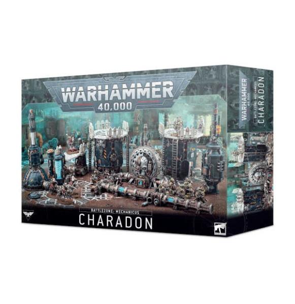 Battlezone Mechanicus Charadon
