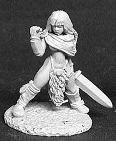 Lorna, Fem Barbarian