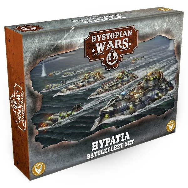 Hypatia Battlefleet Set