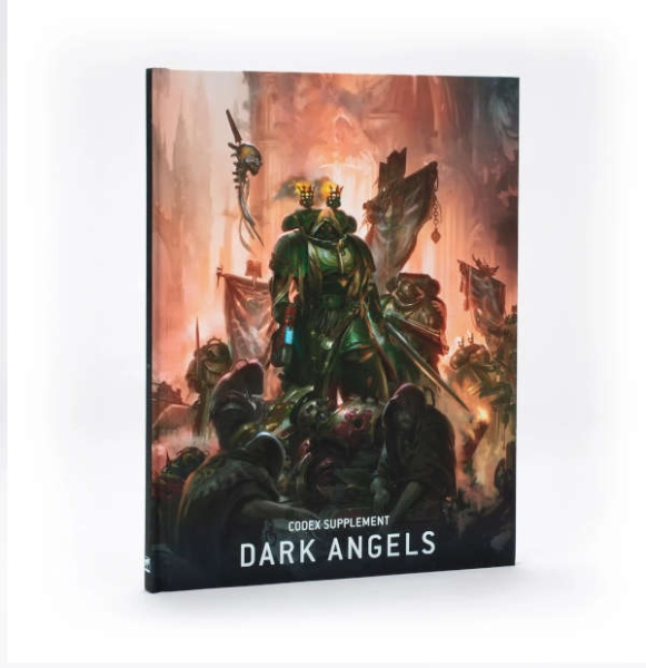 Codex Dark Angels (2017)