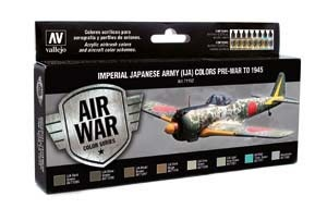 Model Air: Imperial Japanese Army (IJA) Colors