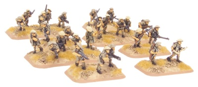 Motorised Rifle Platoon (8th Army)