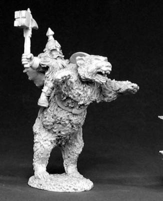 Dwarven Bear Cavalry