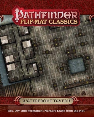 Flip-Mat Classics: Waterfront Tavern