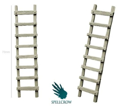 Wooden Ladders (2)