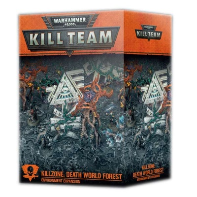 Kill Team: Kill Zone Death World Forest (ENGLISCH)