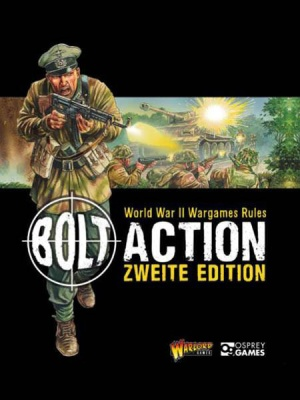 Bolt Action 2 Regelbuch DEUTSCH
