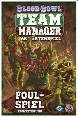 Blood Bowl Team Manager - Foulspiel Erweiterung (dt.)