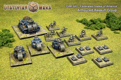 Federated States of America Armoured Assault Group