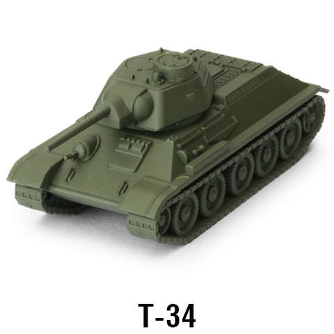 World of Tanks Expansion - Soviet (T-34)