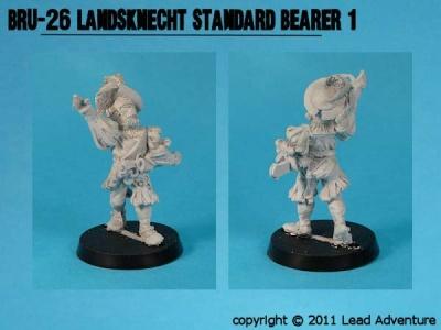 Landsknecht Standard Bearer 1 (1)