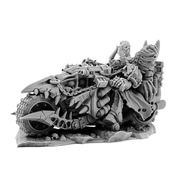 Chaos Sorcery Rider