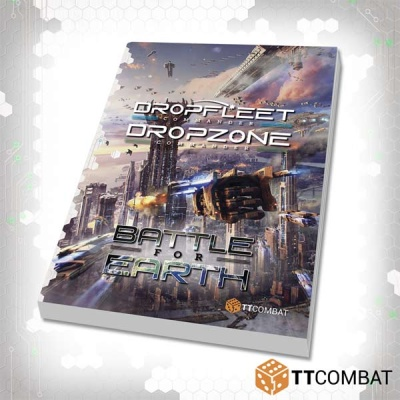 Battle for Earth Rulebook (Dropfleet/Dropzone)