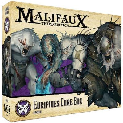 Malifaux (M3E): Euripides Core Box