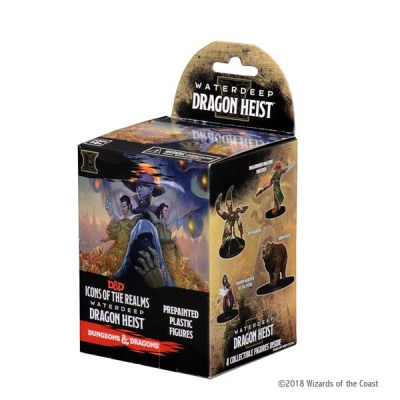 D&D Icons of the Realms Booster