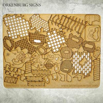 Orkenburg Signs