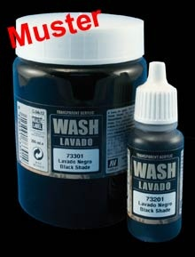 Game Dipping Formula Wash Black, 200ml