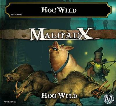 Hog Wild: Ulix Crew