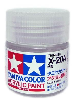 Tamiya Clear X-20A THINNER
